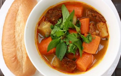 Cách nấu Bò Kho